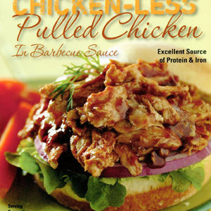 Trader Joe's Chicken-Less Pulled Chicken in Barbecue Sauce
