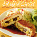 Trader Joe's Chicken-less Stuffed Cutlet