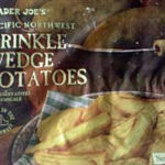 Trader Joe's Crinkle Wedge Potatoes
