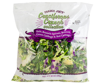 Trader Joe's Cruciferous Crunch Collection