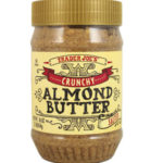 Trader Joe's Crunchy Salted Almond Butter