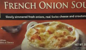 Trader Joe's French Onion Soup