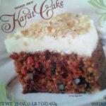 Trader Joe's Karat Cake