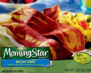 Morning Star Bacon Strips