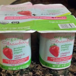 Trader Joe's Organic Strawberry Yogurt