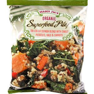 Trader Joe's Organic Superfood Pilaf