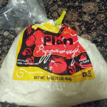 Trader Joe's Plain Pizza Dough