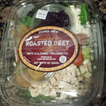 Trader Joe's Roasted Beet Salad