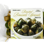 Trader Joe's Roasted Brussel Sprouts