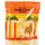 Trader Joe's Shredded 3 Cheese Blend