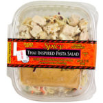 Trader Joe's Spicy Thai Inspired Pasta Salad