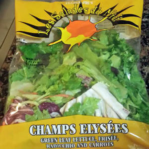 Trader Joe's Champs Elysees Salad Mix