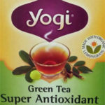Trader Joe's Yogi Green Tea Super Antioxidant