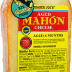 Trader Joe's Aged Mahon Cheese