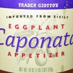 Trader Joe's Eggplant Caponata