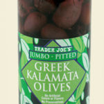 Trader Joe's Jumbo Pitted Greek Kalamata Olives