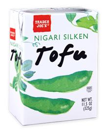 Trader Joe's Nigari Silken Tofu
