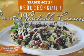Trader Joe's Reduced Guilt Roasted Vegetable Couscous