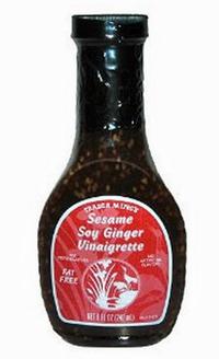 Trader Joe's Sesame Soy Ginger Vinaigrette