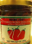 Trader Joe's Sun Dried Roma Tomatoes
