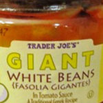 Trader Joe's Giant White Beans