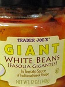 Trader Joe's Giant White Beans