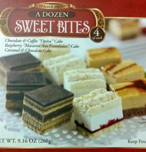 Trader Joe's A Dozen Sweet Bites
