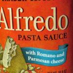 Trader Joe's Alfredo Pasta Sauce