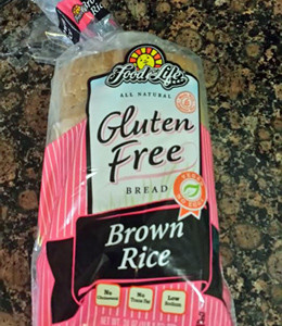 Trader Joe's Food For Life Gluten-Free Brown Rice Bread
