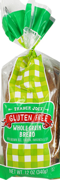 Trader Joe's Gluten-Free Whole Grain Bread