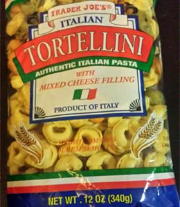 Trader Joe's Italian Tortellini