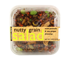 Trader Joe's Nutty Grain Salad