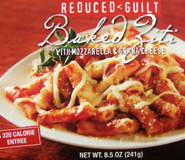 Trader Joe's Reduced Guilt Baked Ziti