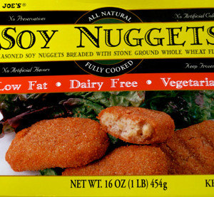Trader Joe's Soy Nuggets