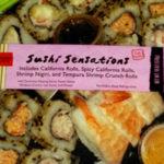 Trader Joe's Sushi Sensations