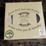 Trader Joe's Tissues Box