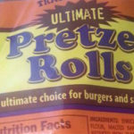 Trader Joe's Ultimate Pretzel Rolls