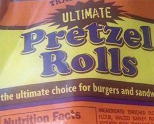 Trader Joe's Ultimate Pretzel Rolls