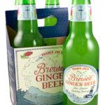 Trader Joe's Brewed Ginger Beer