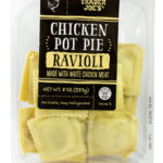 Trader Joe's Chicken Pot Pie Ravioli