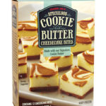 Trader Joe's Cookie Butter Cheesecake Bites