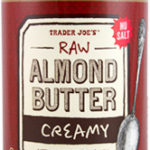 Trader Joe's Creamy Raw Almond Butter