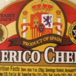 Trader Joe's Iberico Cheese