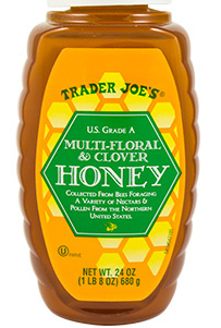 Trader Joe's Multi-Floral & Clover Honey