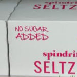 Trader Joe's Spindrift Seltzers