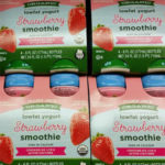 Trader Joe's Strawberry Low Fat Yogurt Smoothie