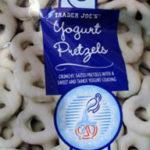 Trader Joe's Yogurt Pretzels
