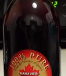 Trader Joe's 100% Pure Maple Syrup Grade B Bottle
