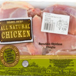 Trader Joe's All Natural Boneless Skinless Chicken Thighs