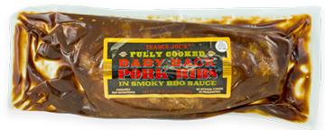 Trader Joe's Baby Back Pork Ribs